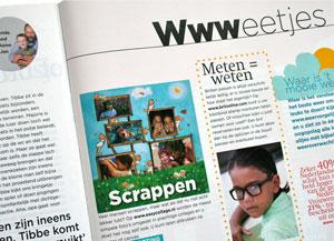 Easycollage nieuws digitaal alternatief voor scrappen in tijdschrift ook - Deur tijdschrift nieuws ...