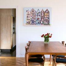 Maak makkelijk de allermooiste fotocollages voor aan je muur of als ...